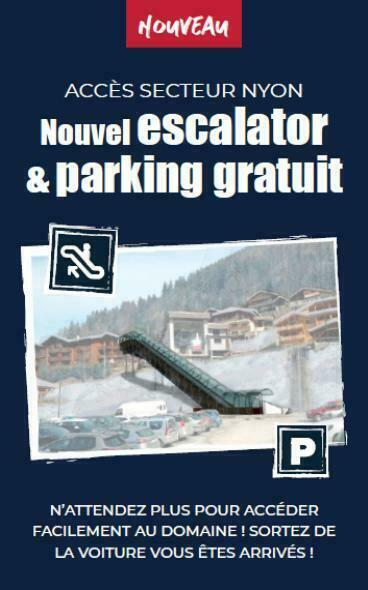 Nouvel escalator